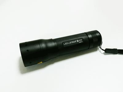 レッドレンザーP7本体