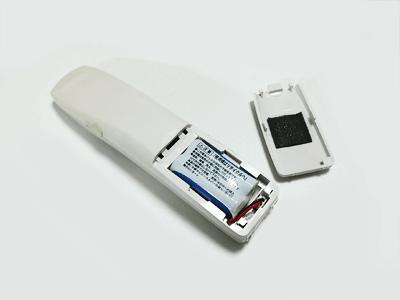 バッテリー交換前