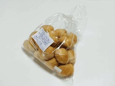 レアチーズシュー