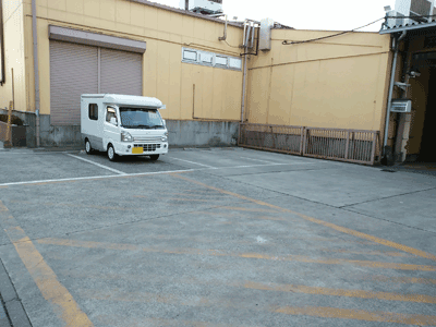 ヨネザワ駐車スペース