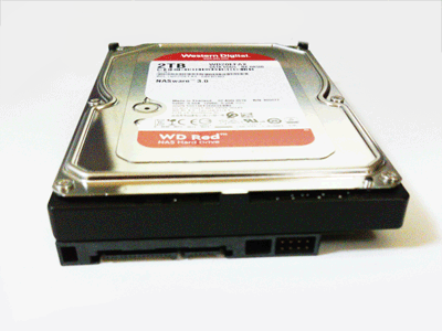 WD Red sata