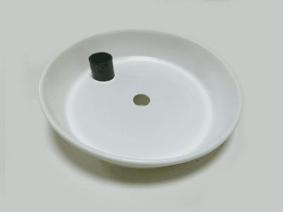 鉢受け皿の加工2