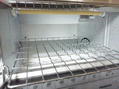 NB-DT51 庫内