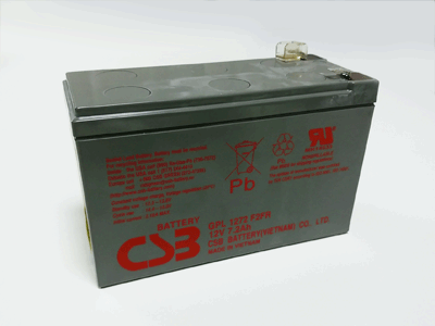 CSB製バッテリー