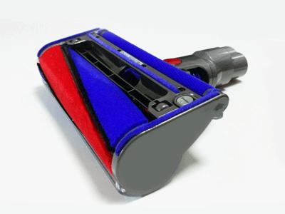 ソフトローラークリーナーヘッド